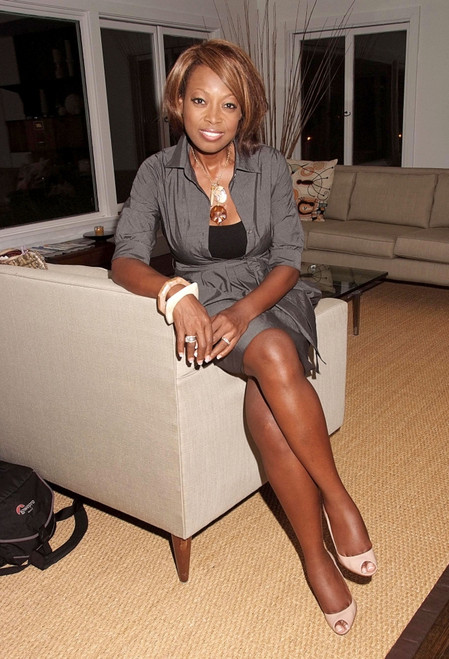 Star Jones In Attendance For Hillary Clinton For President Hamptons Fundraiser, Home Of Jaci And Morris L. Reid, East Hampton, Ny, August 03, 2007. Photo By Rob RichEverett Collection Celebrity - Item # VAREVC0703AGAOH012