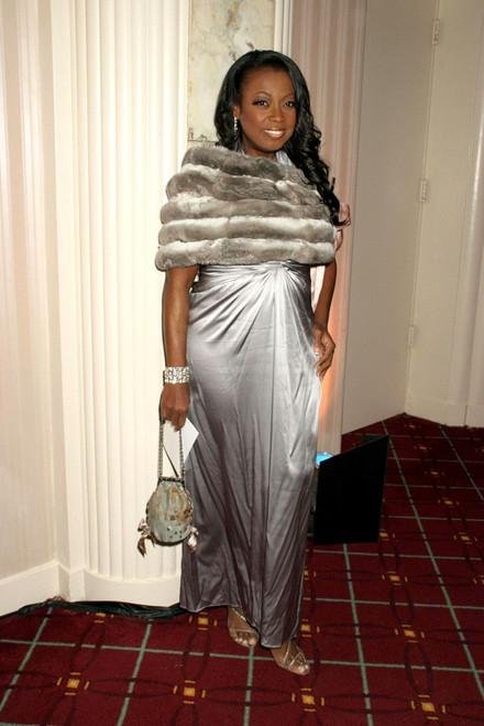 Star Jones Inside For The Alzheimer_S Association Rita Hayworth Gala, Waldorf Astoria, New York, Ny, November 01, 2005. Photo By Rob RichEverett Collection Celebrity - Item # VAREVC0501NVCOH007