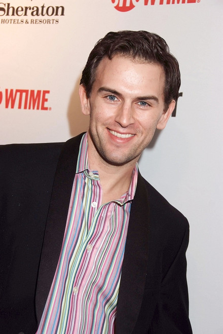 Daniel Reichard At Arrivals For Showtime Hosts World Premiere Screening Of The Tudors Season 2, Sheraton New York Hotel & Towers, New York, Ny, March 19, 2008. Photo By Rob RichEverett Collection Celebrity - Item # VAREVC0819MRAOH008