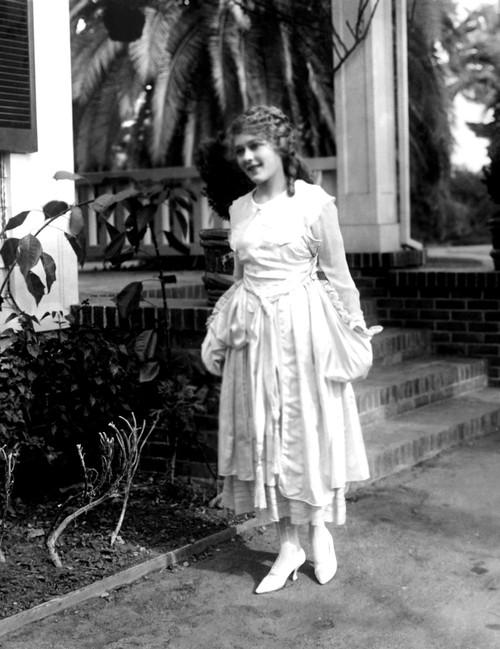 Mary Pickford Portrait - Item # VAREVCPBDMAPIEC195