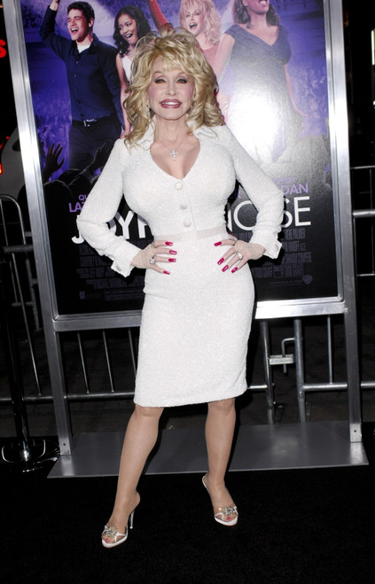 Dolly Parton At Arrivals For Joyful Noise Premiere, Grauman'S Chinese Theatre, Los Angeles, Ca January 9, 2012. Photo By Elizabeth GoodenoughEverett Collection Celebrity - Item # VAREVC1209J01UH014