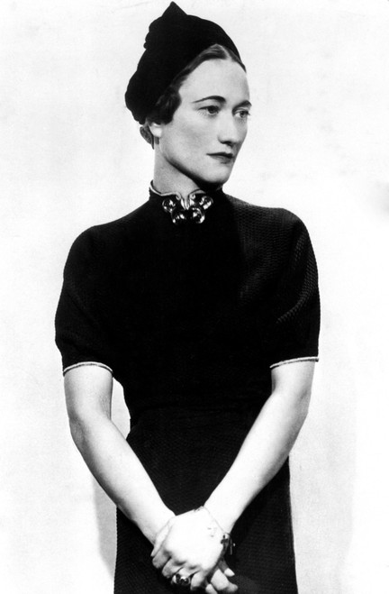 Duchess Of Windsor Wallis Simpson History - Item # VAREVCPBDDUOFCS003
