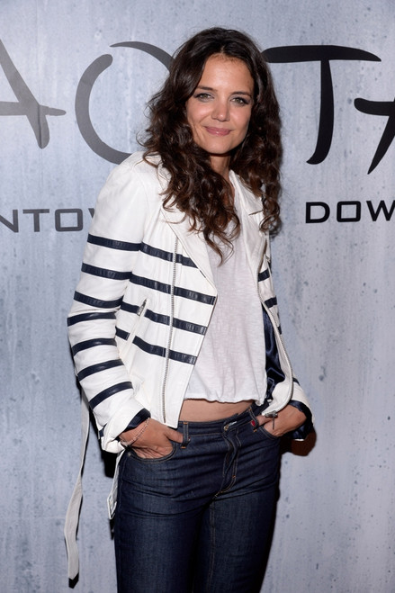 Katie Holmes At Arrivals For Tao Downtown Opening Night Party, The Maritime Hotel, New York, Ny September 28, 2013. Photo By Eli WinstonEverett Collection Celebrity - Item # VAREVC1328S03QH060
