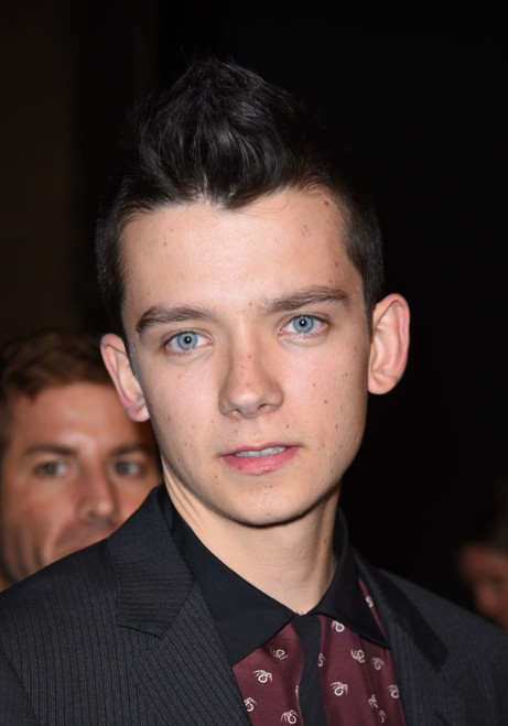 Asa Butterfield At Arrivals For Miss Peregrine_S Home For Peculiar Children Premiere, Saks Fifth Avenue, New York, Ny September 26, 2016. Photo By Derek StormEverett Collection Celebrity - Item # VAREVC1626S04XQ008