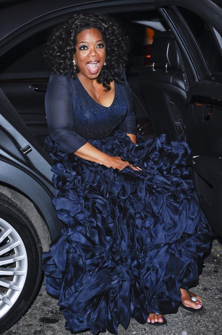 Oprah Winfrey Enters The Mark Restaurant By Jean-Georges Out And About For Celebrity Candids - Monday, New York City, New York, Ny May 3, 2010. Photo By Ray TamarraEverett Collection - Item # VAREVC1003MYITY066
