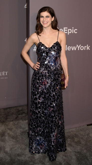 Alexandra Daddario At Arrivals For American Foundation For Aids Research Gala New York, Cipriani Wall Street, New York, Ny February 7, 2018. Photo By RcfEverett Collection Celebrity - Item # VAREVC1807F02C1005