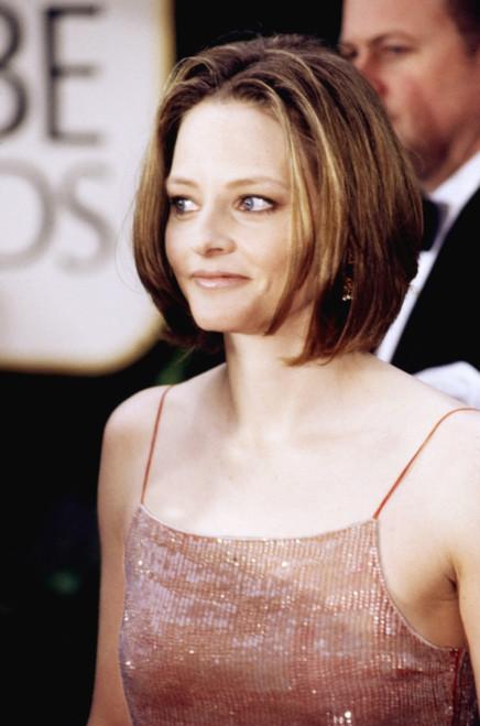 Jodie Foster At The Golden Globe Awards, January, 2000 Celebrity - Item # VAREVCPSDJOFOHR004