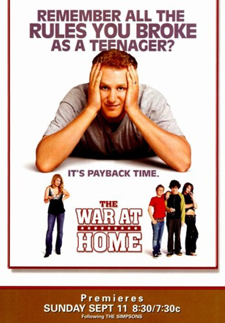 The War at Home Movie Poster (11 x 17) - Item # MOV293550