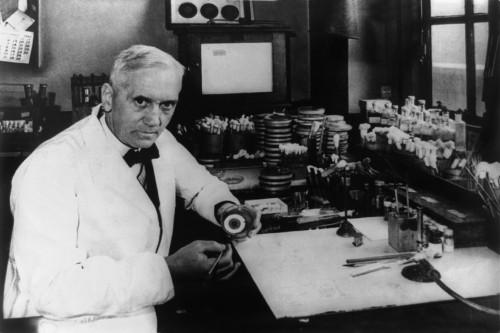Dr. Alexander Fleming History - Item # VAREVCHISL014EC212