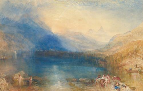 The Lake Of Zug Fine Art - Item # VAREVCHISL045EC305