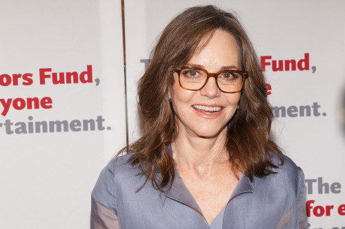 Sally Field At Arrivals For The Actors Fund Annual Gala 2017, New York Marriott Marquis, New York, Ny May 8, 2017. Photo By Jason SmithEverett Collection Celebrity - Item # VAREVC1708M02JJ038