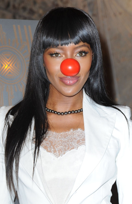 Naomi Campbell At A Public Appearance For Naomi Campbell To Light The Empire State Building In Honor Of Red Nose Day, Empire State Building, New York, Ny May 24, 2016. Photo By Kristin CallahanEverett Collection Celebrity - Item # VAREVC1624M08KH001