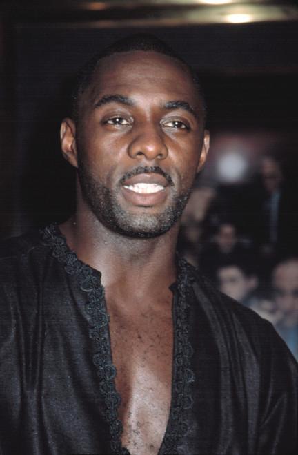 Idris Elba At Premiere Of The Sopranos, Ny 952002, By Cj Contino Celebrity - Item # VAREVCPSDIDELCJ001