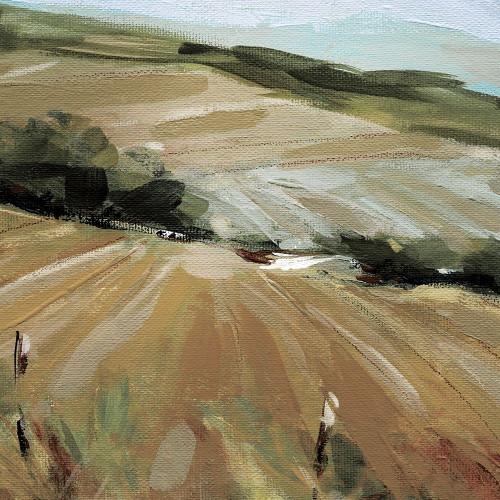 Summer Pasture Poster Print by Carol Robinson - Item # VARPDX19156