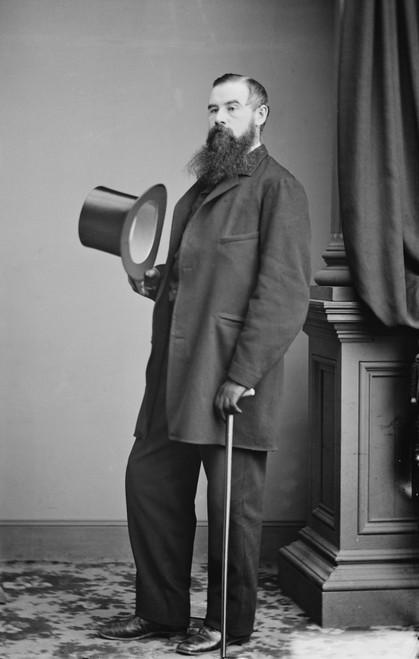 Charles Godfrey Leland American Poet Of _Hans Breitmann Ballads History - Item # VAREVCHISL003EC245