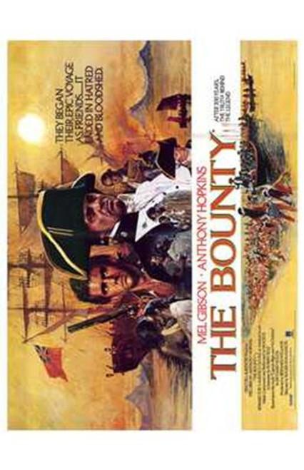 The Bounty Movie Poster (11 x 17) - Item # MOV228418
