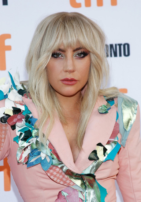 Lady Gaga At Arrivals For Five Foot Two Premiere At Toronto International Film Festival 2017, Visa Screening Room At The Princess Of Wales Theatre, Toronto, On September 8, 2017. Photo By JaEverett Collection Celebrity - Item # VAREVC1708S05JO009