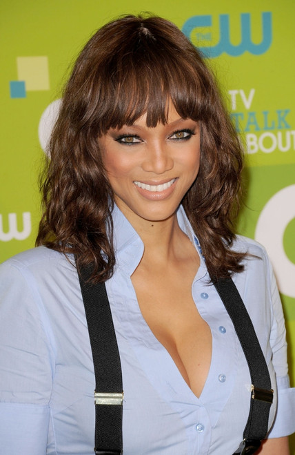 Tyra Banks At Arrivals For Cw Network Upfront Presentation For Fall 2011, Frederick P. Rose Hall - Jazz At Lincoln Center, New York, Ny May 19, 2011. Photo By Kristin CallahanEverett Collection Celebrity - Item # VAREVC1119M05KH127
