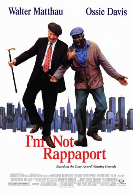 I'm Not Rappaport Movie Poster (11 x 17) - Item # MOV242665