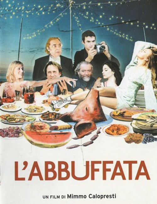 L'Abbuffata Movie Poster (11 x 17) - Item # MOV414465