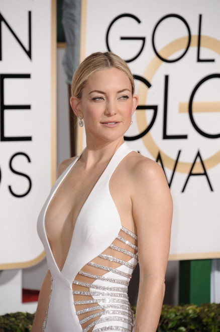 Kate Hudson At Arrivals For The 72Nd Annual Golden Globe Awards 2015 - Part 1, The Beverly Hilton Hotel, Beverly Hills, Ca January 11, 2015. Photo By Linda WheelerEverett Collection Celebrity - Item # VAREVC1511J18A1156