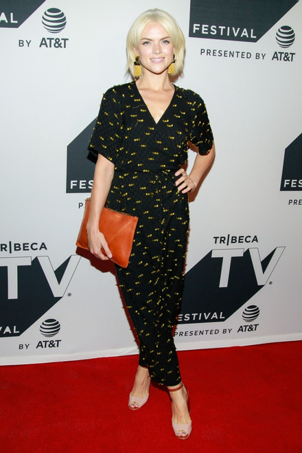 Erin Richards At Arrivals For Gotham Special Sneak Peek At Tribeca Tv Festival Presented By At&T, Cinepolis Chelsea 6, New York, Ny September 23, 2017. Photo By Jason MendezEverett Collection Celebrity - Item # VAREVC1723S10C8031