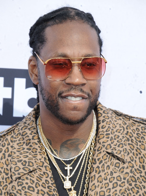 2 Chains At Arrivals For The Iheartradio Music Awards 2016 - Arrivals 2, The Forum, Los Angeles, Ca April 3, 2016. Photo By Dee CerconeEverett Collection Celebrity - Item # VAREVC1603A09DX054