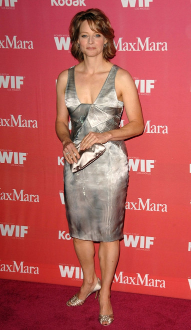 Jodie Foster At Arrivals For Women In Film Los Angeles 2009 Crystal And Lucy Awards, Hyatt Century Plaza In Century City, Los Angeles, Ca June 12, 2009. Photo By Dee CerconeEverett Collection Celebrity - Item # VAREVC0912JNFDX073
