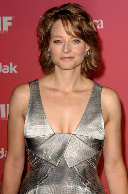 Jodie Foster At Arrivals For Women In Film Los Angeles 2009 Crystal And Lucy Awards, Hyatt Century Plaza In Century City, Los Angeles, Ca June 12, 2009. Photo By Dee CerconeEverett Collection Celebrity - Item # VAREVC0912JNFDX076