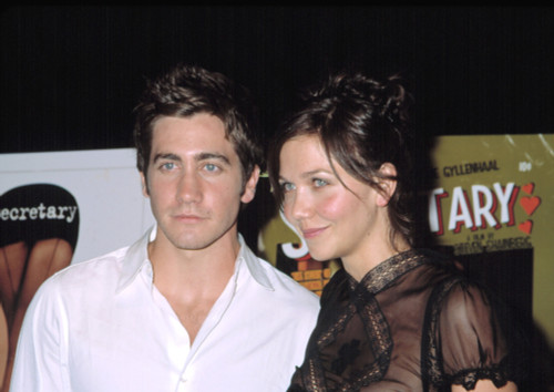 Jake And Maggie Gyllenhaal At Premiere Of Secretary, Ny 9182002, By Cj Contino Celebrity - Item # VAREVCPSDMAGYCJ005