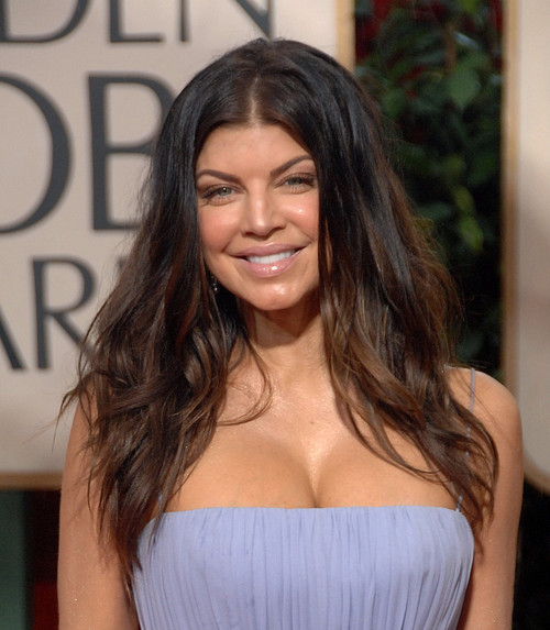 Fergie At Arrivals For The 67Th Annual Golden Globes Awards - Arrivals, Beverly Hilton Hotel, Beverly Hills, Ca January 17, 2010. Photo By Dee CerconeEverett Collection Celebrity - Item # VAREVC1017JAJDX072