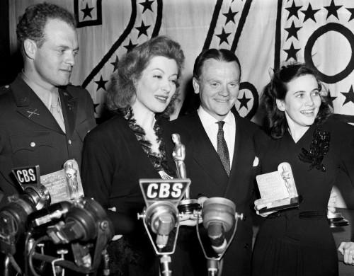 1942 Van Heflin [Best Supporting Actor History - Item # VAREVCSBDOSPIEC095
