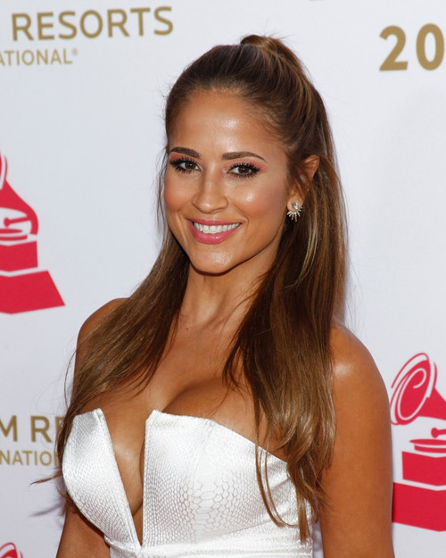 Jackie Guerrido At Arrivals For 2016 Latin Recording Academy Person Of The Year Tribute, Mgm Grand Garden Arena, Las Vegas, Nv November 16, 2016. Photo By James AtoaEverett Collection Celebrity - Item # VAREVC1616N02JO130