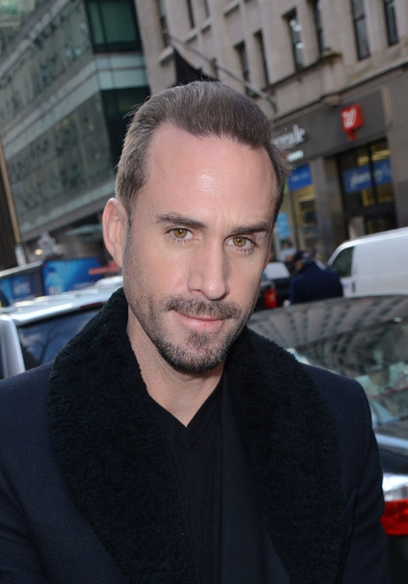 Joseph Fiennes Out And About For Celebrity Candids - Wed, , New York, Ny February 17, 2016. Photo By Derek StormEverett Collection Celebrity - Item # VAREVC1617F01XQ001