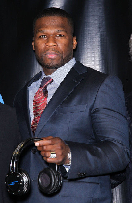 50 Cent At A Public Appearance At The Consumer Electronics Show Ces 2011 - Thu, Las Vegas Convention Center, Las Vegas, Nv January 6, 2011. Photo By MoraEverett Collection - Item # VAREVC1106J06YE008