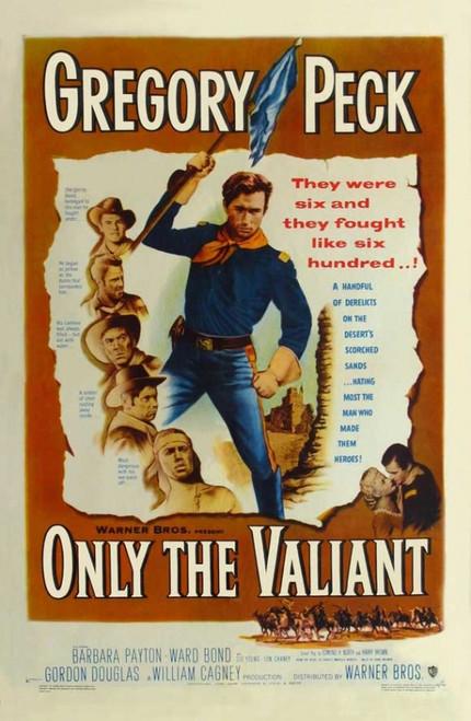 Only the Valiant Movie Poster Print (27 x 40) - Item # MOVEJ0180