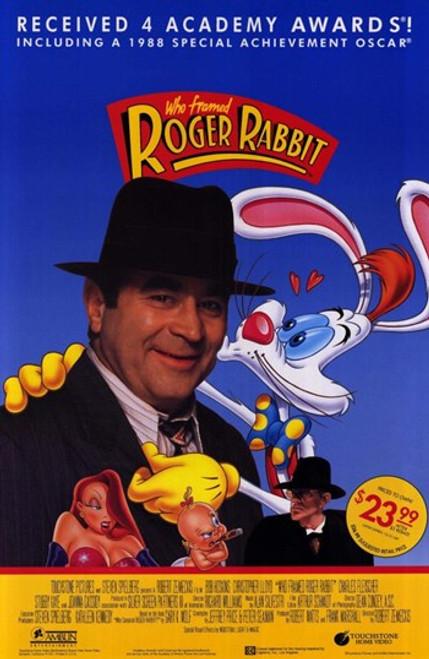 Who Framed Roger Rabbit Movie Poster (11 x 17) - Item # MOV210100