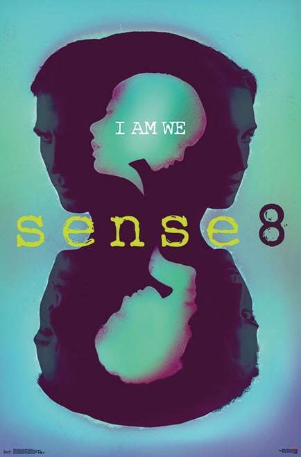 Sense8 - One Sheet Season 1 Poster Print - Item # VARTIARP16952