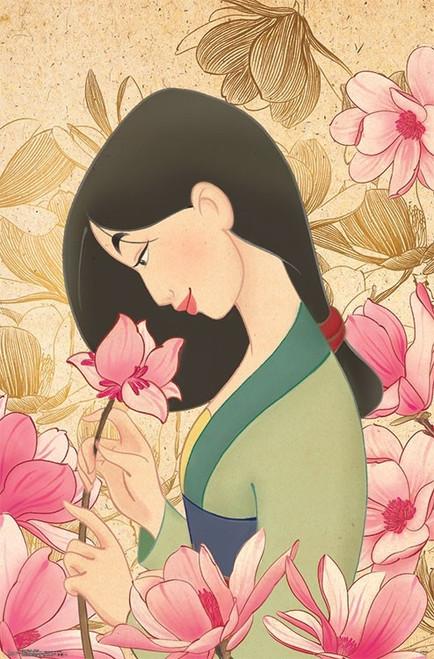 Mulan - Flower Poster Print - Item # VARTIARP16560
