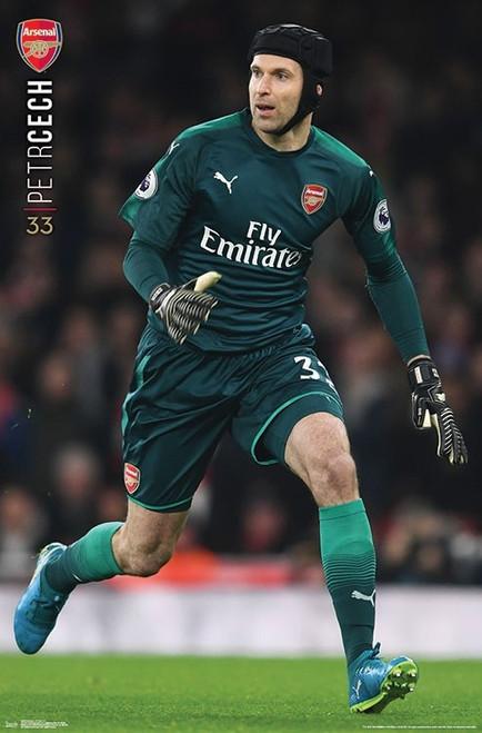 Arsenal - Petr Cech Poster Print - Item # VARTIARP16330