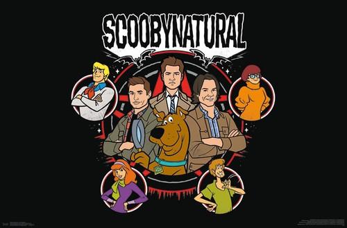 Scooby-Doo - Scoobynatural Poster Print - Item # VARTIARP16460