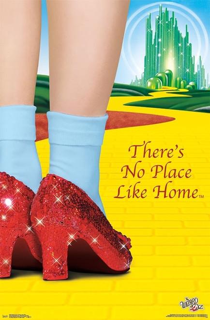 Wizard of Oz - No Place Like Home Poster Print - Item # VARTIARP16483
