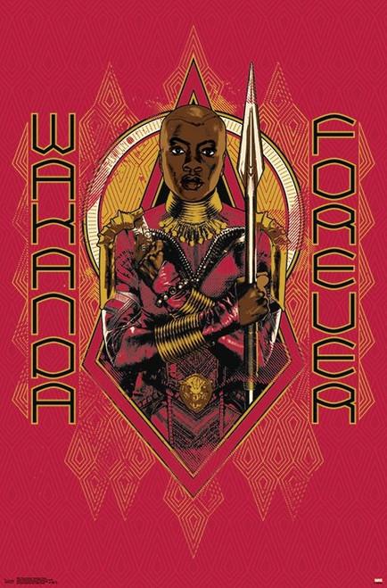 Black Panther - Wakanda Forever Poster Print - Item # VARTIARP16871