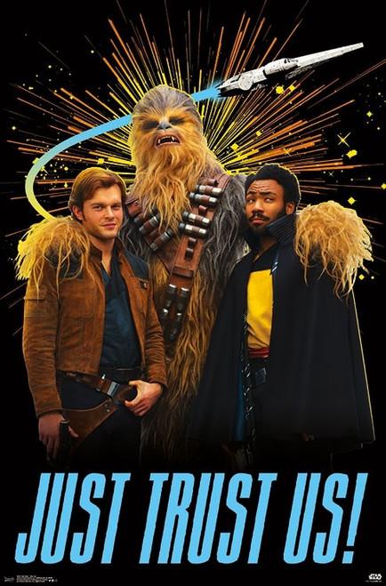 Han Solo - Trust Us Poster Print - Item # VARTIARP16181