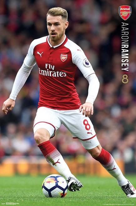 Arsenal - Aaron Ramsey Poster Print - Item # VARTIARP16329