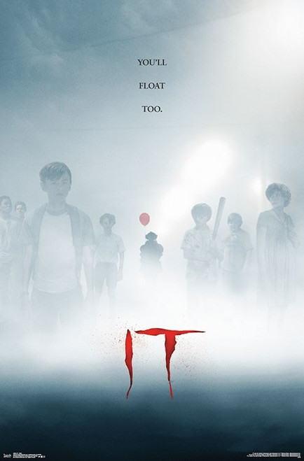 IT - Mist Poster Print - Item # VARTIARP16533
