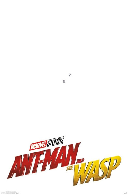 Ant-Man and The Wasp - One Sheet Poster Print - Item # VARTIARP16870