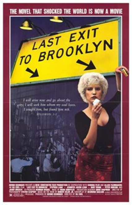 Last Exit to Brooklyn Movie Poster (11 x 17) - Item # MOV244313
