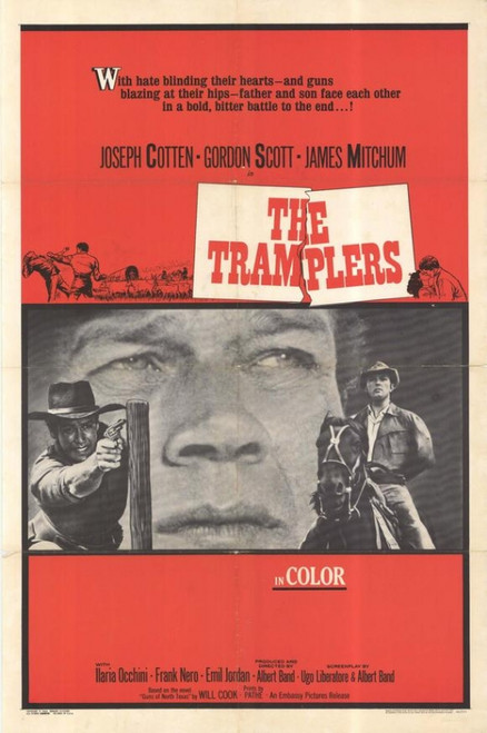 The Tramplers Movie Poster Print (27 x 40) - Item # MOVEF8387