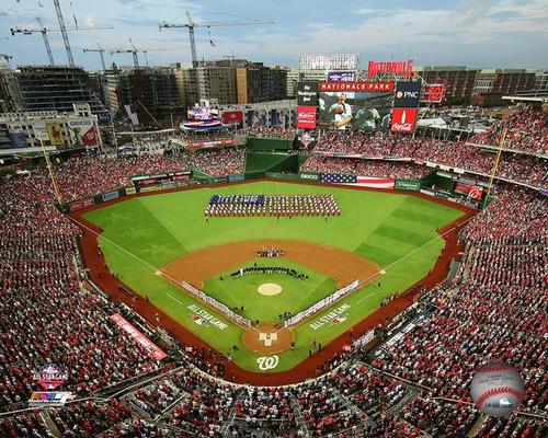 Nationals Park 2018 MLB All-Star Game Photo Print - Item # VARPFSAAVK168